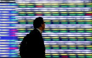 Asian stocks fight for a toehold as ECB stimulus slows panic